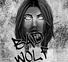 Bad Wolf - Rose Tyler by Mellark90