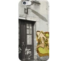 fade to gray iPhone Case/Skin