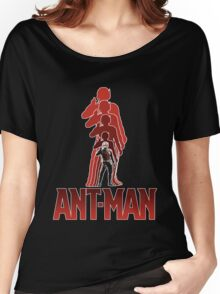 Ant-Man • Shrinking Process Women's Relaxed Fit T-Shirt