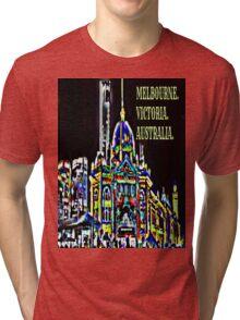 MELBOURNE Tri-blend T-Shirt