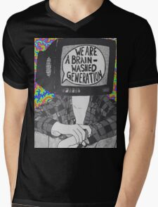 We Are A Brain Washed Generation Mens V-Neck T-Shirt