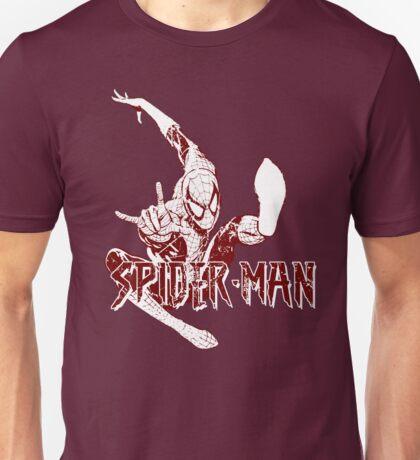 Spider-Man • Mid Air Spider! Unisex T-Shirt