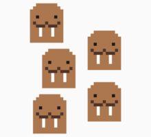 I am a walrus - Pixel One Piece - Long Sleeve