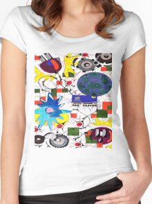 K-os Women's Fitted Scoop T-Shirt