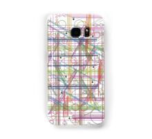 Linear Thoughts Samsung Galaxy Case/Skin