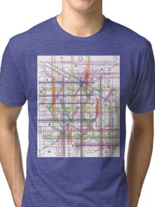 Linear Thoughts Tri-blend T-Shirt