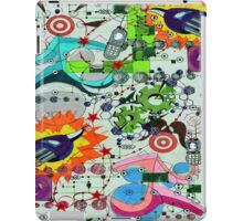 On the Go iPad Case/Skin