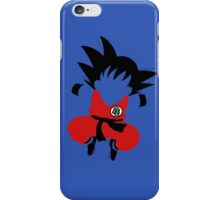 Dragon Ball Kid Goku iPhone Case/Skin
