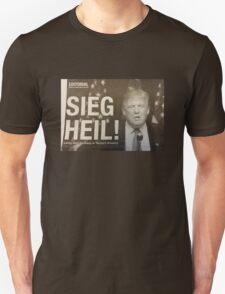 Sieg Heil Trump Unisex T-Shirt