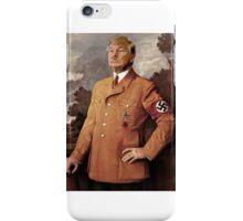 Trump is Hitler iPhone Case/Skin