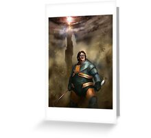 GABEN - WELCOME TO PC MASTER RACE. Greeting Card