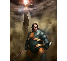 GABEN - WELCOME TO PC MASTER RACE. Photographic Print