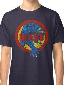 Beast •X-Men Logo Classic T-Shirt