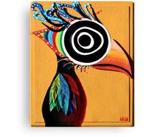 Birdy Bird Canvas Print