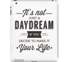 Day Dreams iPad Case/Skin
