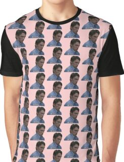 James Franco Be Cool Graphic T-Shirt