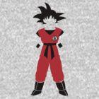 Dragon Ball Son Goku by gokufoxface