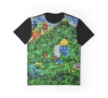 COUNTRY COTTAGE 28D2 Graphic T-Shirt