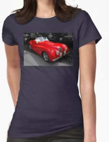 Red '53 Womens Fitted T-Shirt