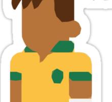 Neymar - World Cup 2014 Sticker