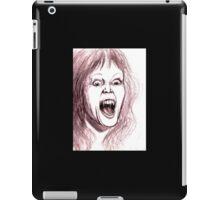 miss vampire iPad Case/Skin