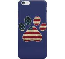 American Paw iPhone Case/Skin