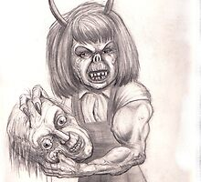 little demon by dgstudio