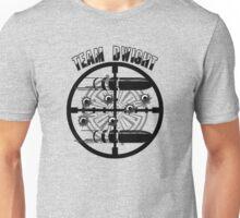 Haven Team Dwight Bullet Magnet Black Logo Unisex T-Shirt