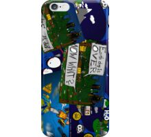 Environmental_collage iPhone Case/Skin