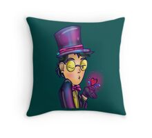 Warden Love Throw Pillow