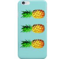 fresh pineapples iPhone Case/Skin