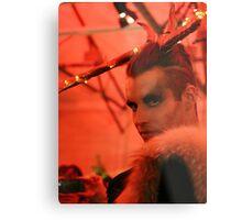 Dark Mofo Winter Feist 2014 Reindeer man 2 Metal Print