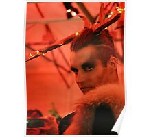 Dark Mofo Winter Feist 2014 Reindeer man 2 Poster