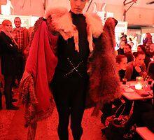 Dark Mofo Winter Feist 2014 Reindeer man  4 by eisblume