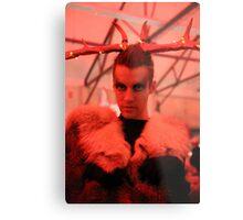 Dark Mofo Winter Feist 2014 Reindeer man 5 Metal Print