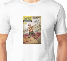 Classics Illustrated--Moby Dick Unisex T-Shirt