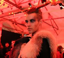 Dark Mofo Winter Feist 2014 Reindeer man 6 by eisblume