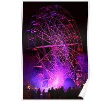 Ferriswheel of Death, Dark Mofo 2014  Poster