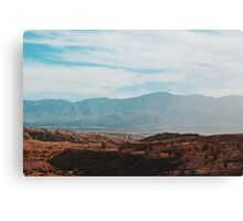 Joshua Tree (California) Canvas Print
