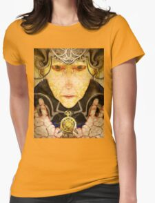 Maliciounata ~ The Time Thief Womens Fitted T-Shirt