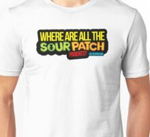Where are all the Sour Patch Parents? - Bo Burnham Unisex T-Shirt
