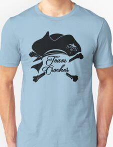 Haven Team Crocker Black Pirate Hat Logo Unisex T-Shirt