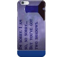 Dr. Who Silence in the Library iPhone Case/Skin