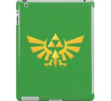 (Geometric) Zelda Triforce iPad Case/Skin