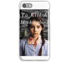 To Kill A Mockingbird iPhone Case/Skin