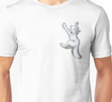Don't Fall _ White Wolf Unisex T-Shirt
