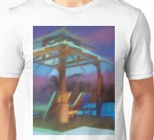 Tropical Nightscape Unisex T-Shirt