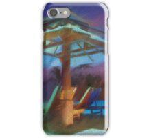 Tropical Nightscape iPhone Case/Skin