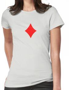Diamond T-Shirt Womens Fitted T-Shirt