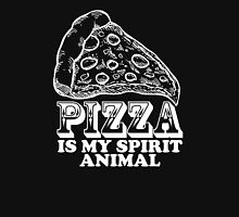 Pizza Is My Spirit Animal, Funny Pizza Lover Quote T-Shirt Unisex T-Shirt